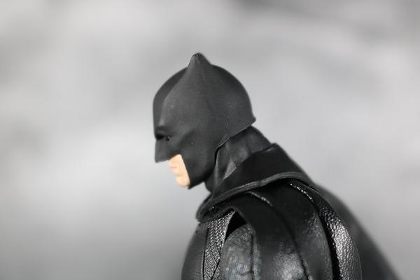 MAFEX バットマン ジャスティスリーグ レビュー 可動