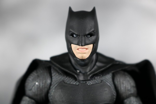 MAFEX バットマン ジャスティスリーグ レビュー 付属品