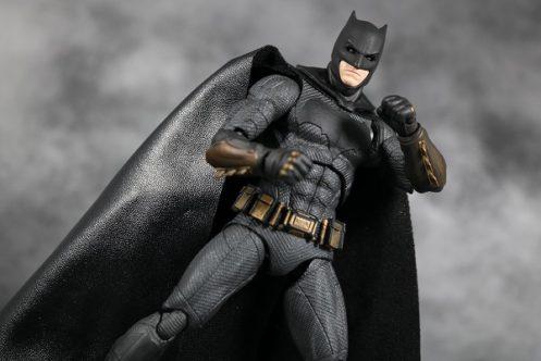 MAFEX バットマン(ジャスティスリーグ) レビュー