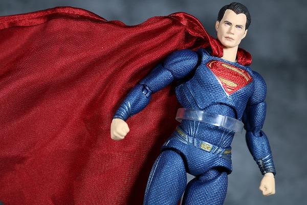 MAFEX スーパーマン ジャスティスリーグ レビュー