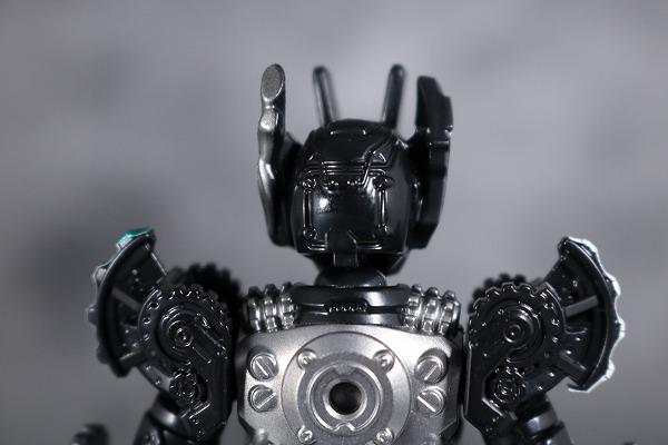 創動 仮面ライダービルド BUILD7 ヘルブロス 付属品 レビュー