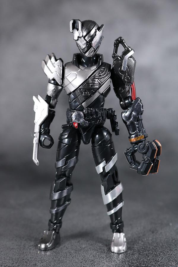 創動 仮面ライダービルド BUILD7 ウルフロボット レビュー