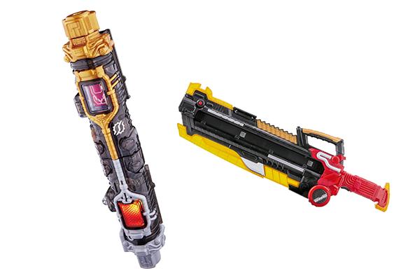 ビルド新アイテム「DXフルフルラビットタンクボトル」&「DXフルボトルバスター」3月17日発売!