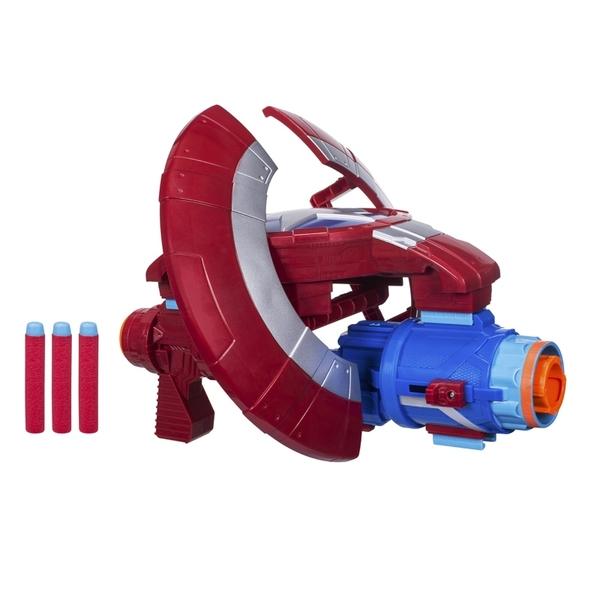 キャプテンアメリカ シールド Nerf Assembler Gear