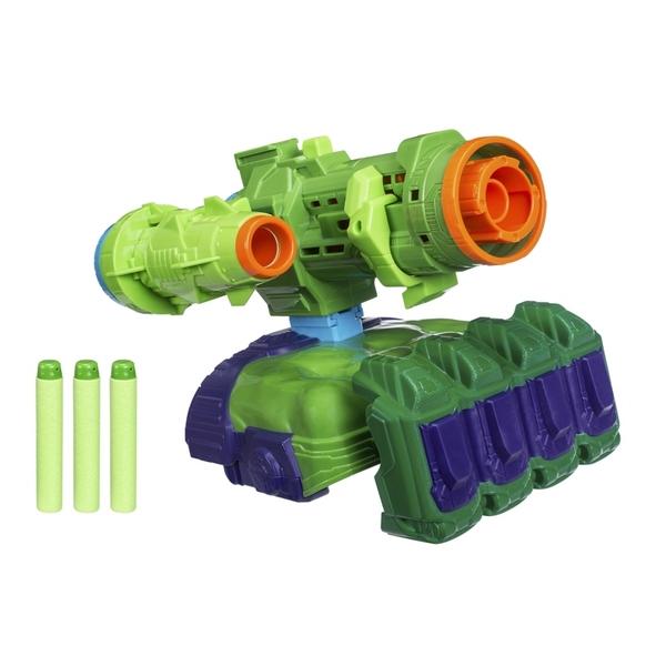 ハルク Nerf Assembler Gear