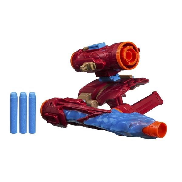 アイアンマン Nerf Assembler Gear