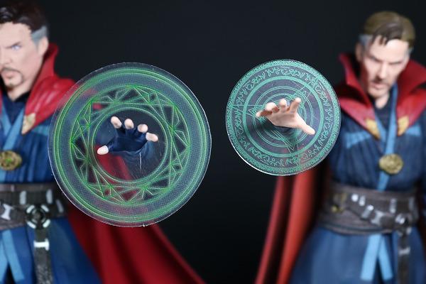 S.H.フィギュアーツ ドクターストレンジ アベンジャーズ/インフィニティウォー レビュー 付属品