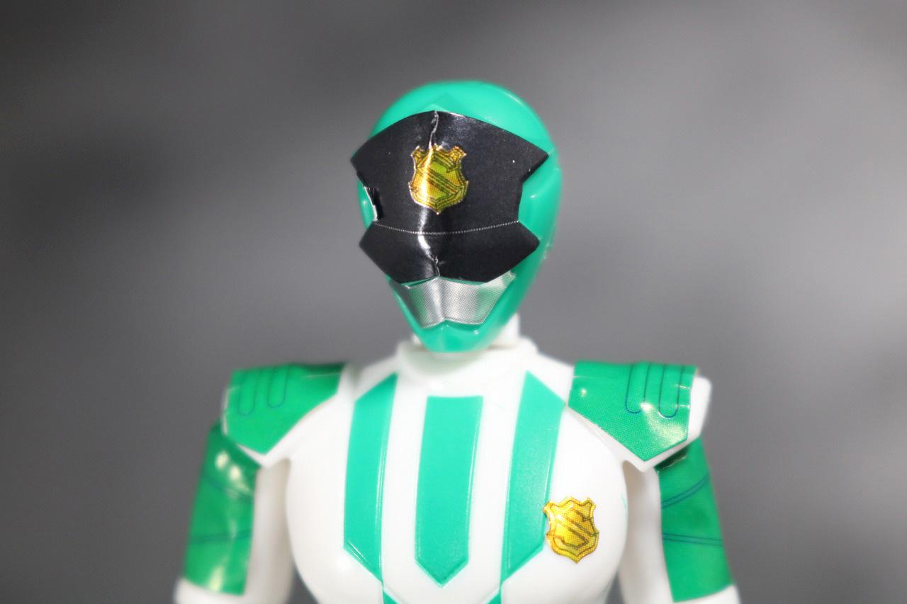 勇動 快盗戦隊ルパンレンジャーVS警察戦隊パトレンジャー レビュー パトレン2号