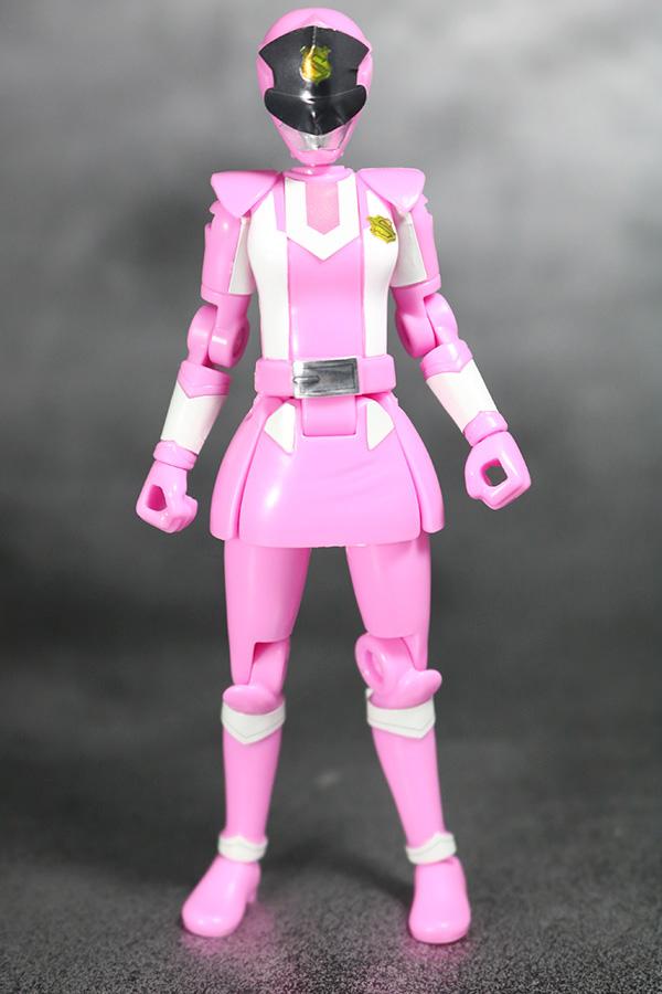 勇動 快盗戦隊ルパンレンジャーVS警察戦隊パトレンジャー レビュー パトレン3号