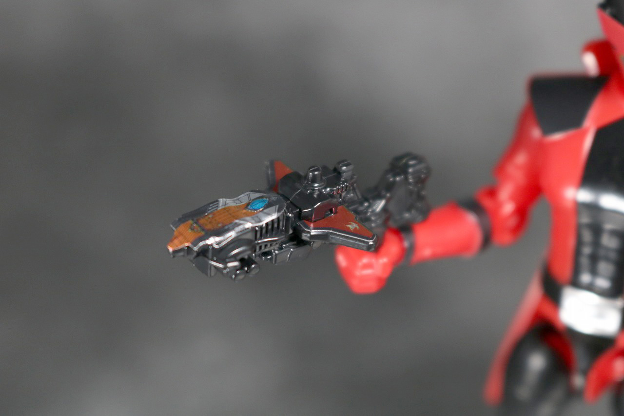 勇動 快盗戦隊ルパンレンジャーVS警察戦隊パトレンジャー レビュー グッドストライカー ダイヤルファイターモード VSチェンジャー
