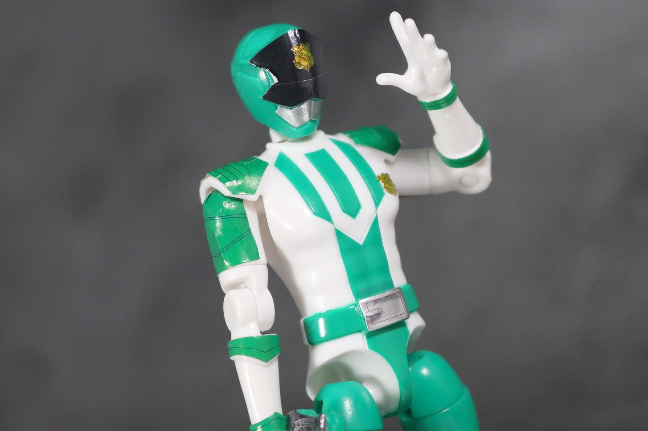 勇動 快盗戦隊ルパンレンジャーVS警察戦隊パトレンジャー アクション パトレン2号