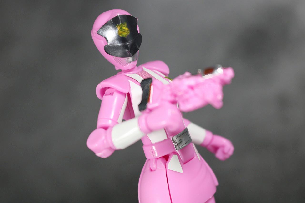 勇動 快盗戦隊ルパンレンジャーVS警察戦隊パトレンジャー アクション パトレン3号