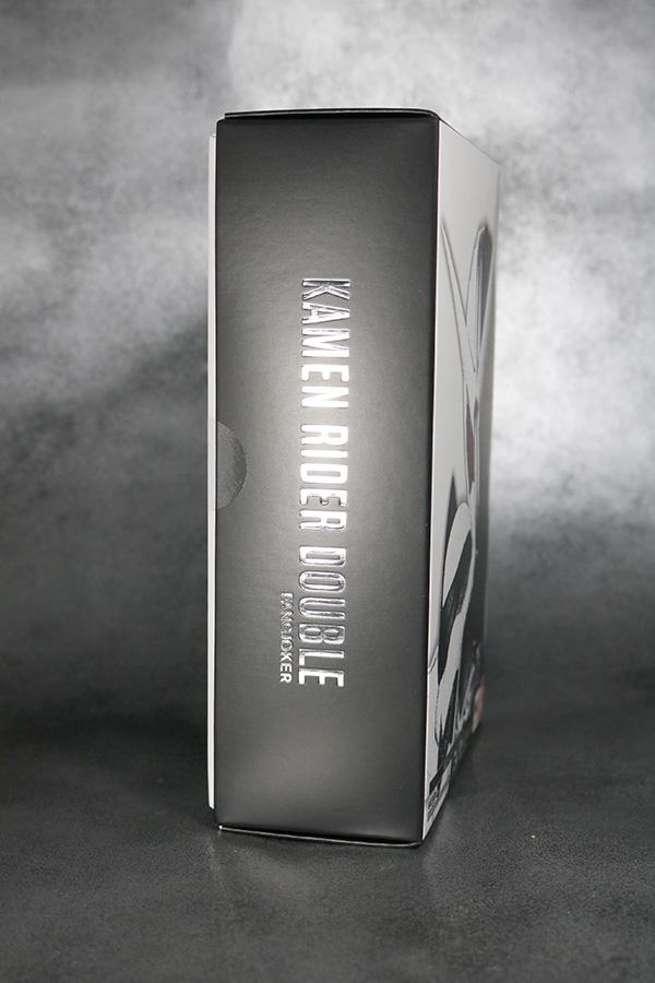 S.H.フィギュアーツ 仮面ライダーW ファングジョーカー 真骨彫製法 レビュー パッケージ