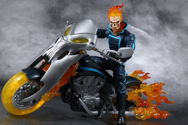 マーベルレジェンド ゴーストライダー&バイク レビュー