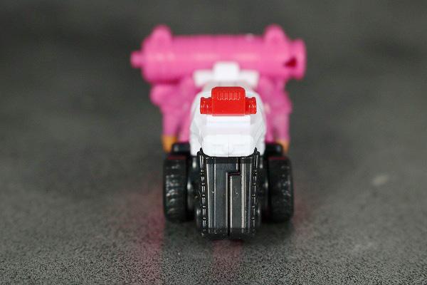 ミニプラ パトカイザー VSビークル合体シリーズ02 トリガーマシン3号 全身 レビュー
