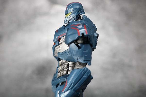 ROBOT魂 ジプシー・アベンジャー パシフィック・リム アップライジング レビュー 可動範囲