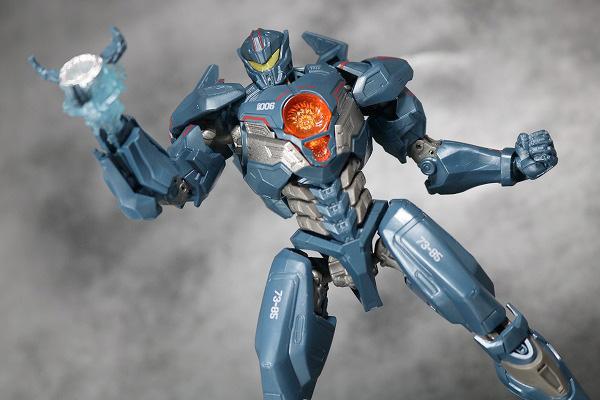 ROBOT魂 ジプシー・アベンジャー パシフィック・リム アップライジング レビュー アクション
