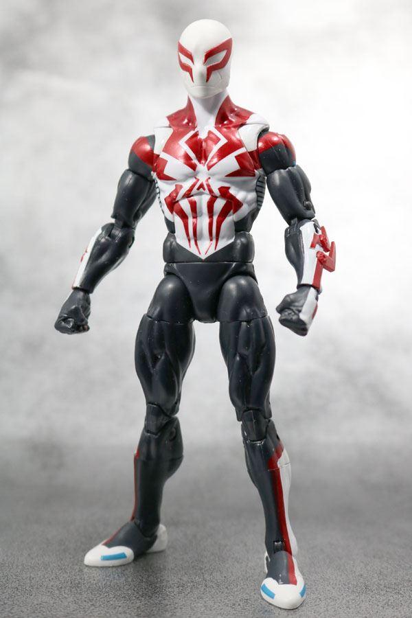 マーベルレジェンド スパイダーマン2099 オールニュー・オールディファレント・マーベル レビュー 全身