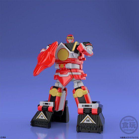 スーパーミニプラ 無敵将軍 レッドサルダー