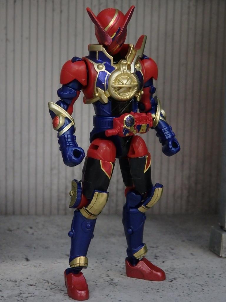 創動 仮面ライダービルド BUILD10 仮面ライダーエボル