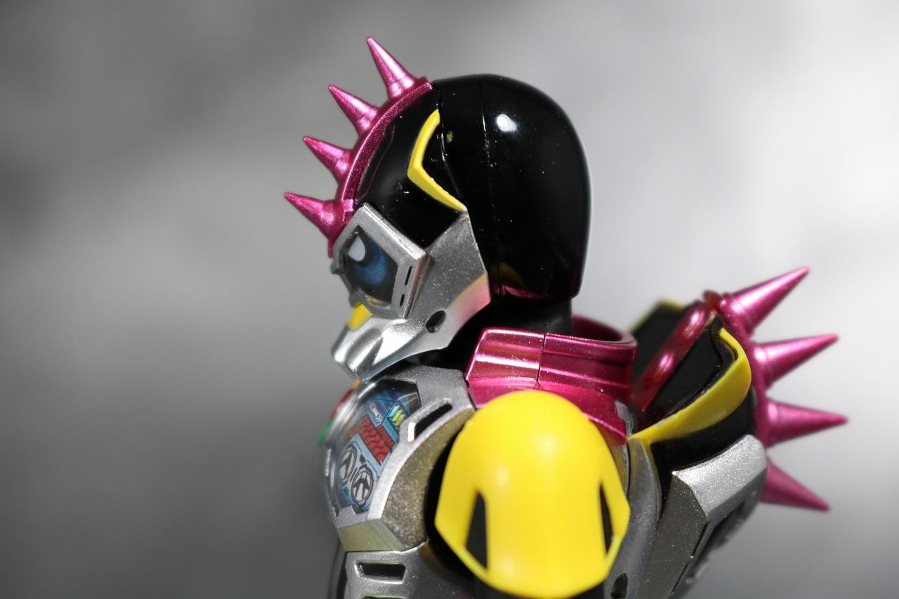 S.H.フィギュアーツ 仮面ライダーレーザーターボ バイクゲーマー レベル0 レビュー 可動範囲
