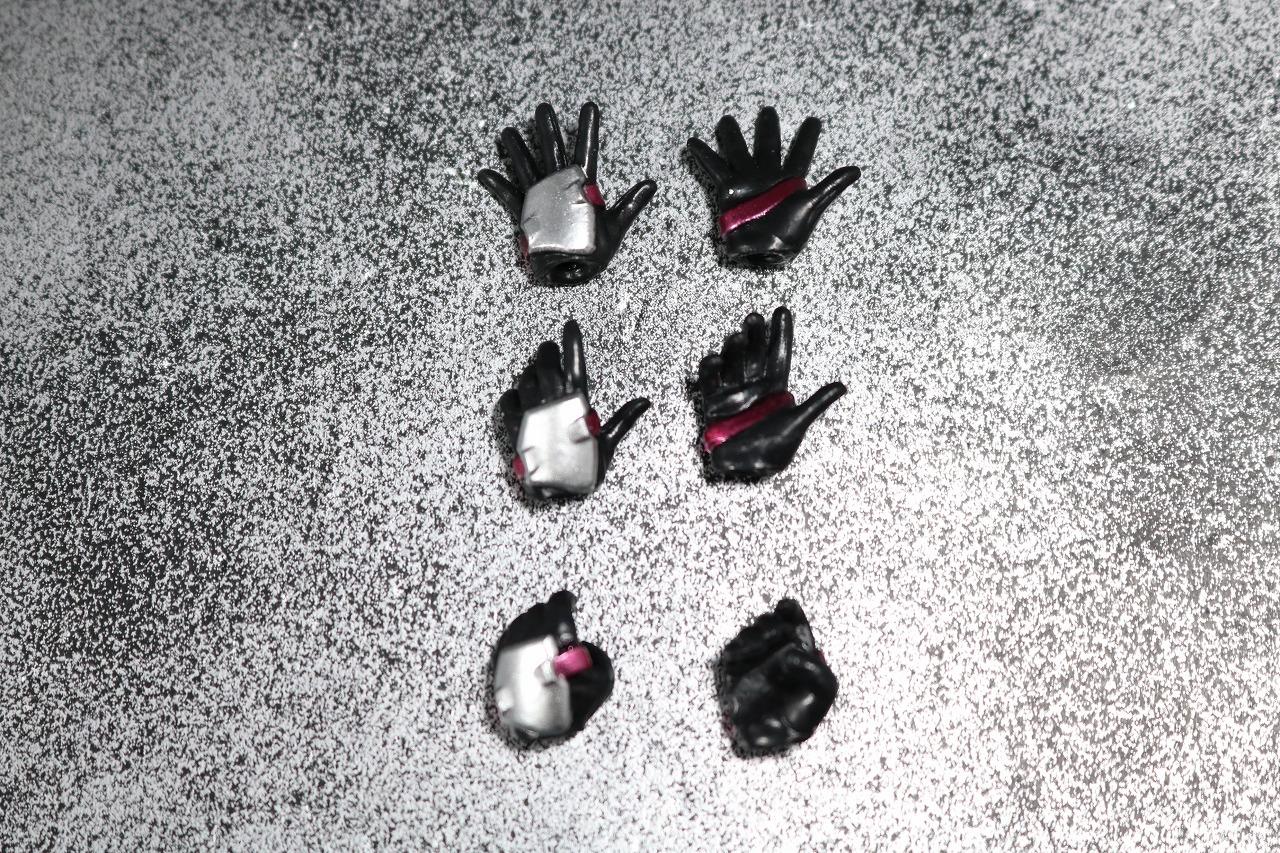 S.H.フィギュアーツ 仮面ライダーレーザーターボ バイクゲーマー レベル0 レビュー 付属品