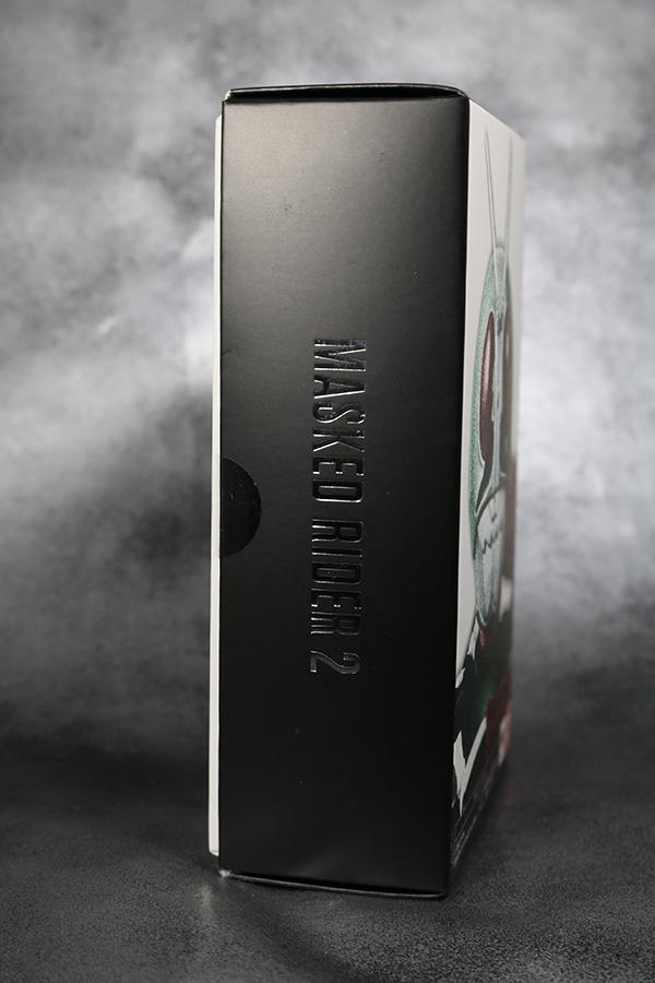S.H.フィギュアーツ 仮面ライダー新2号 真骨彫製法 レビュー パッケージ