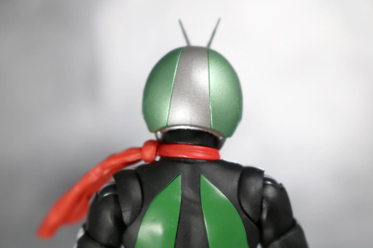 S.H.フィギュアーツ 仮面ライダー新2号 真骨彫製法 レビュー 全身