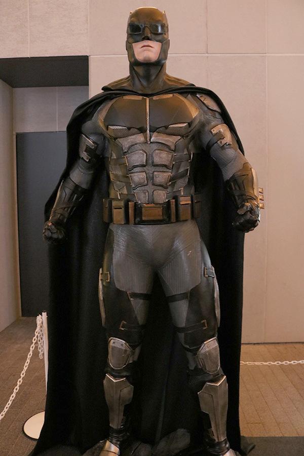 TAMASHII Comic-Con タマシイコミコン ジャスティスリーグ バットマン スーパーマン