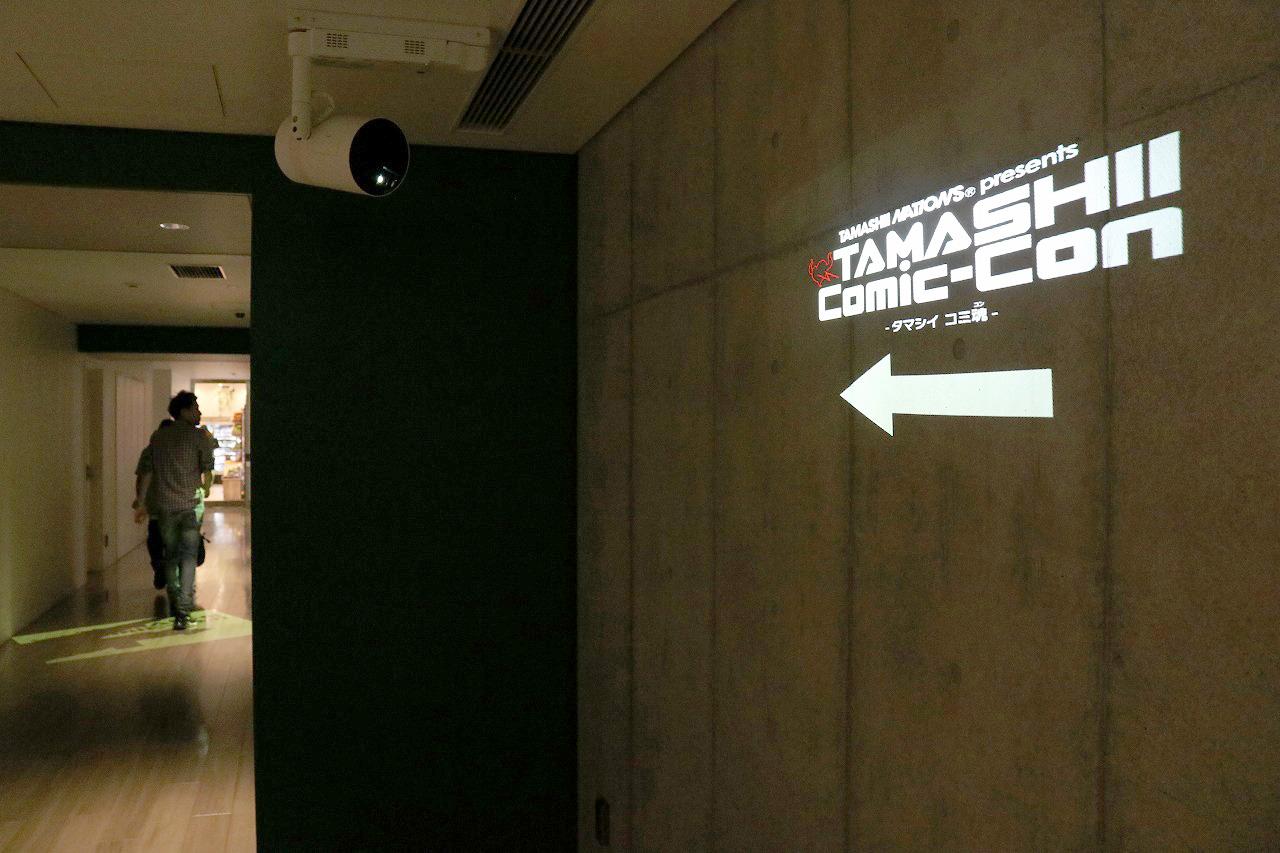 新天地・渋谷に登場!アメコミイベント『TAMASHII Comic-Con』をレポート!