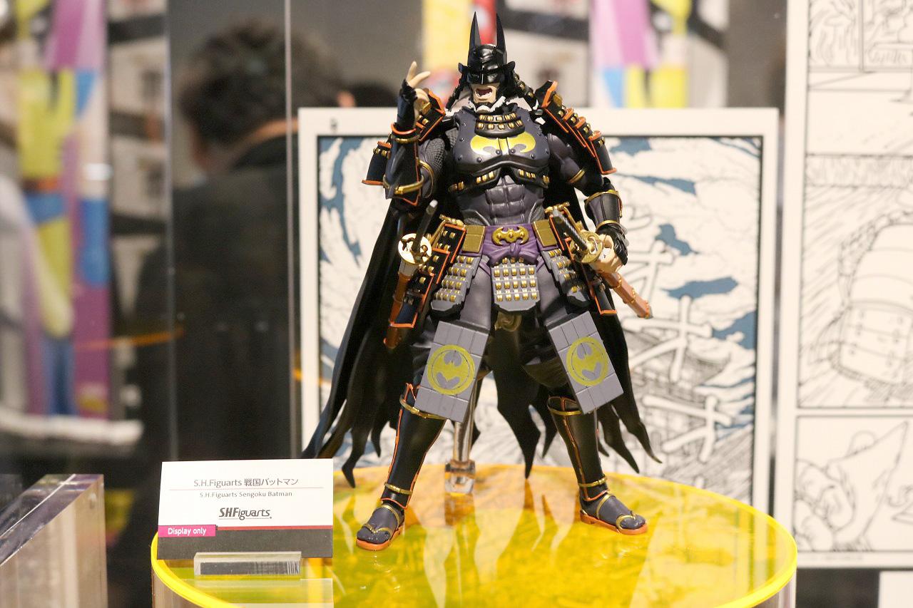 TAMASHII Comic-Con タマシイコミコン DCコミックス ジャスティスリーグ ニンジャバットマン