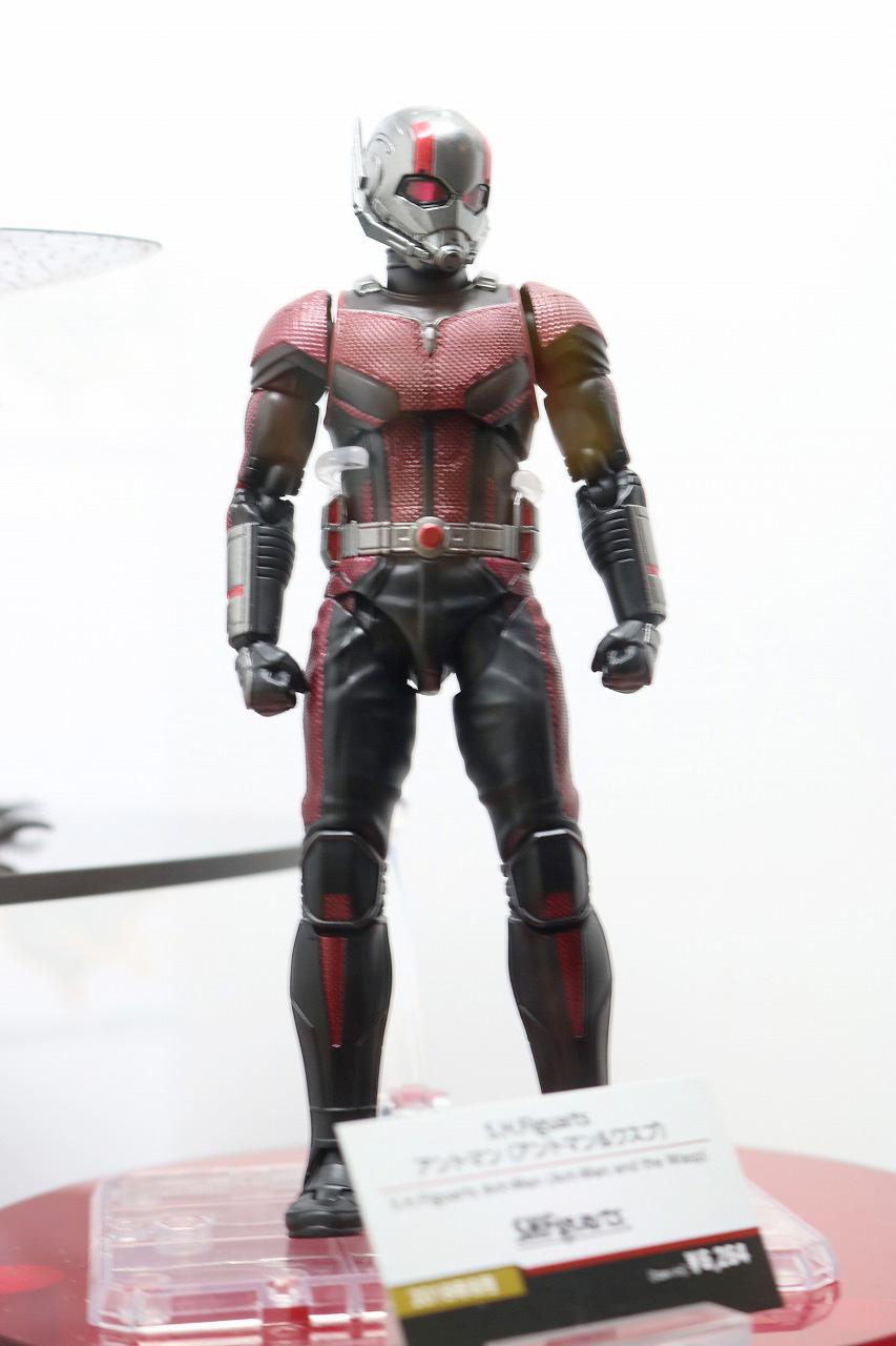 TAMASHII Comic-Con タマシイコミコン マーベル アントマン&ワスプ アントマン