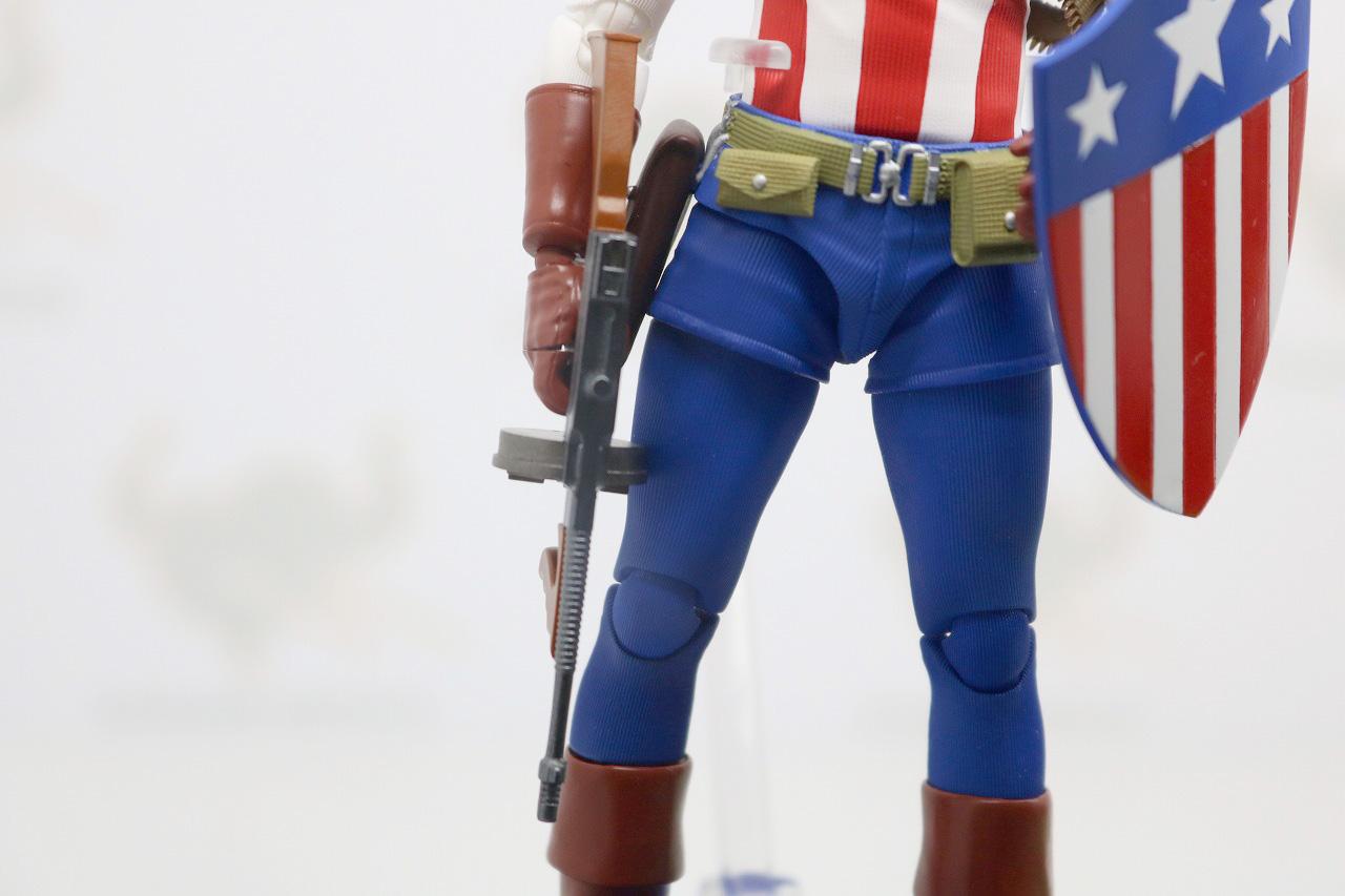 S.H.フィギュアーツ キャプテンアメリカ アーミーマスコットVer.