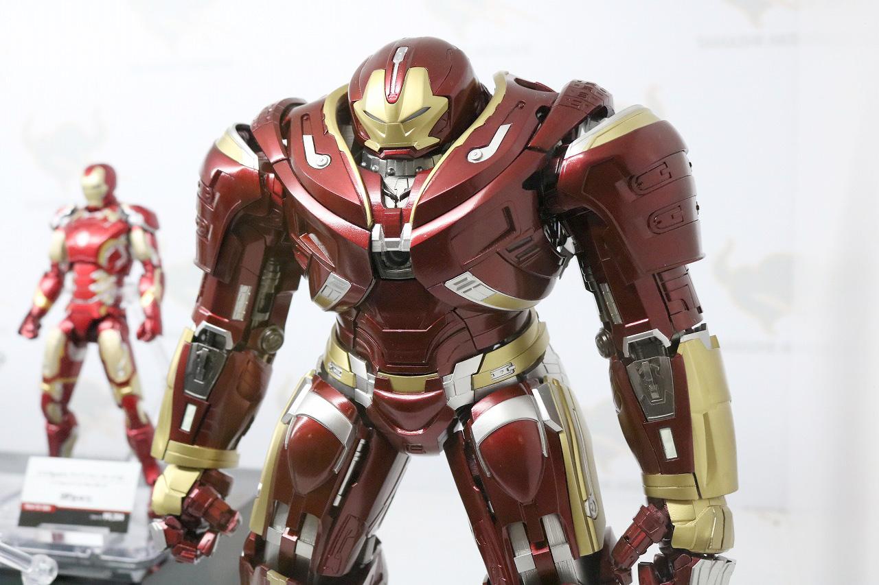 TAMASHII Comic-Con タマシイコミコン マーベル S.H.フィギュアーツ アイアンマン ハルクバスター マーク2