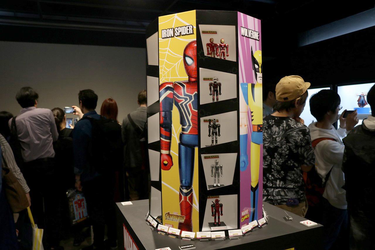 TAMASHII Comic-Con タマシイコミコン マーベル 超合金HEROES