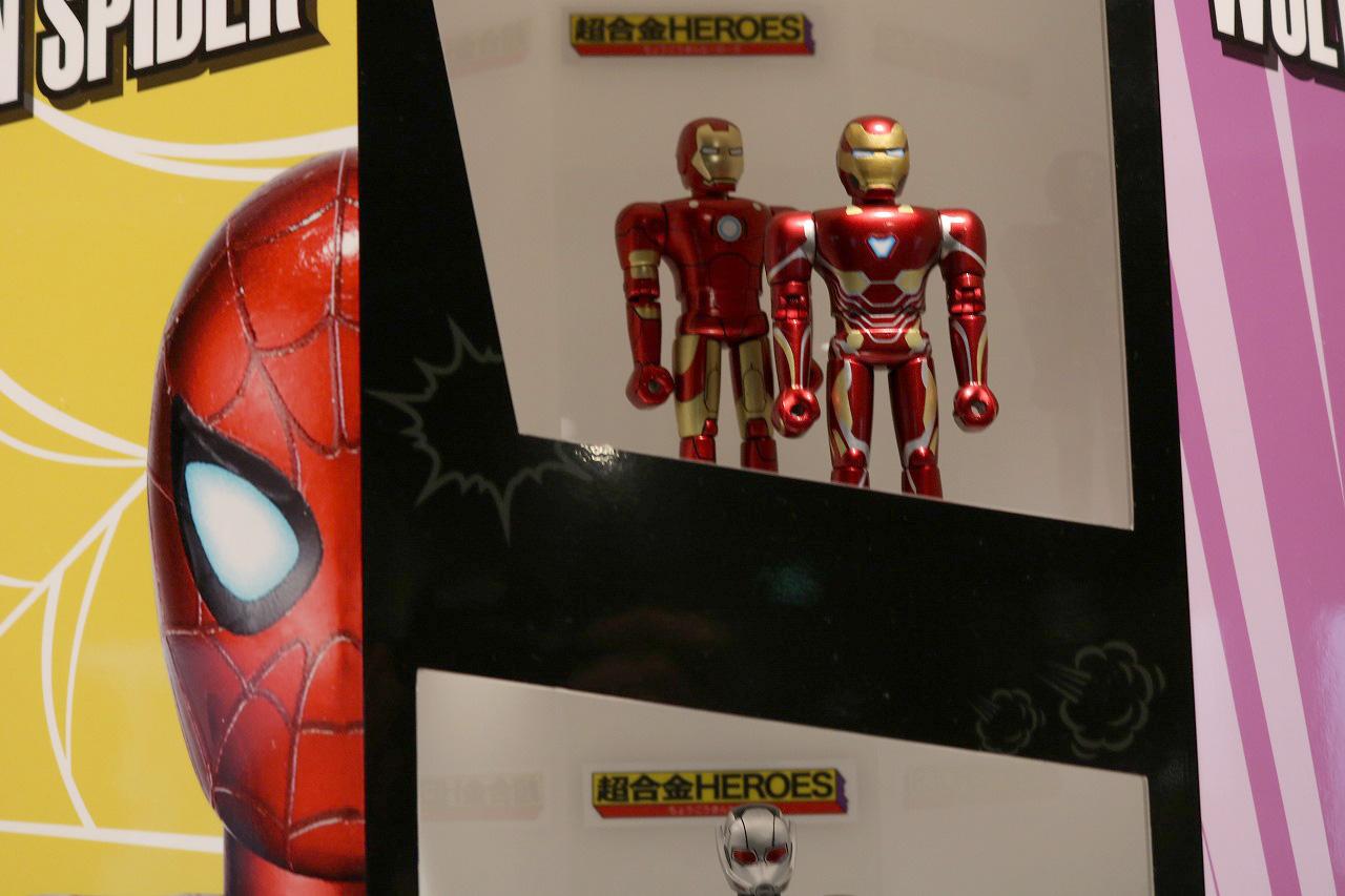 TAMASHII Comic-Con タマシイコミコン 超合金HEROES アイアンマン マーク50