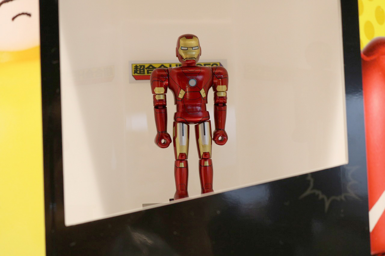 超合金HEROES アイアンマン マーク7