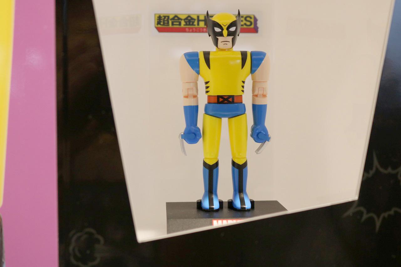 TAMASHII Comic-Con タマシイコミコン 超合金HEROES ウルヴァリン