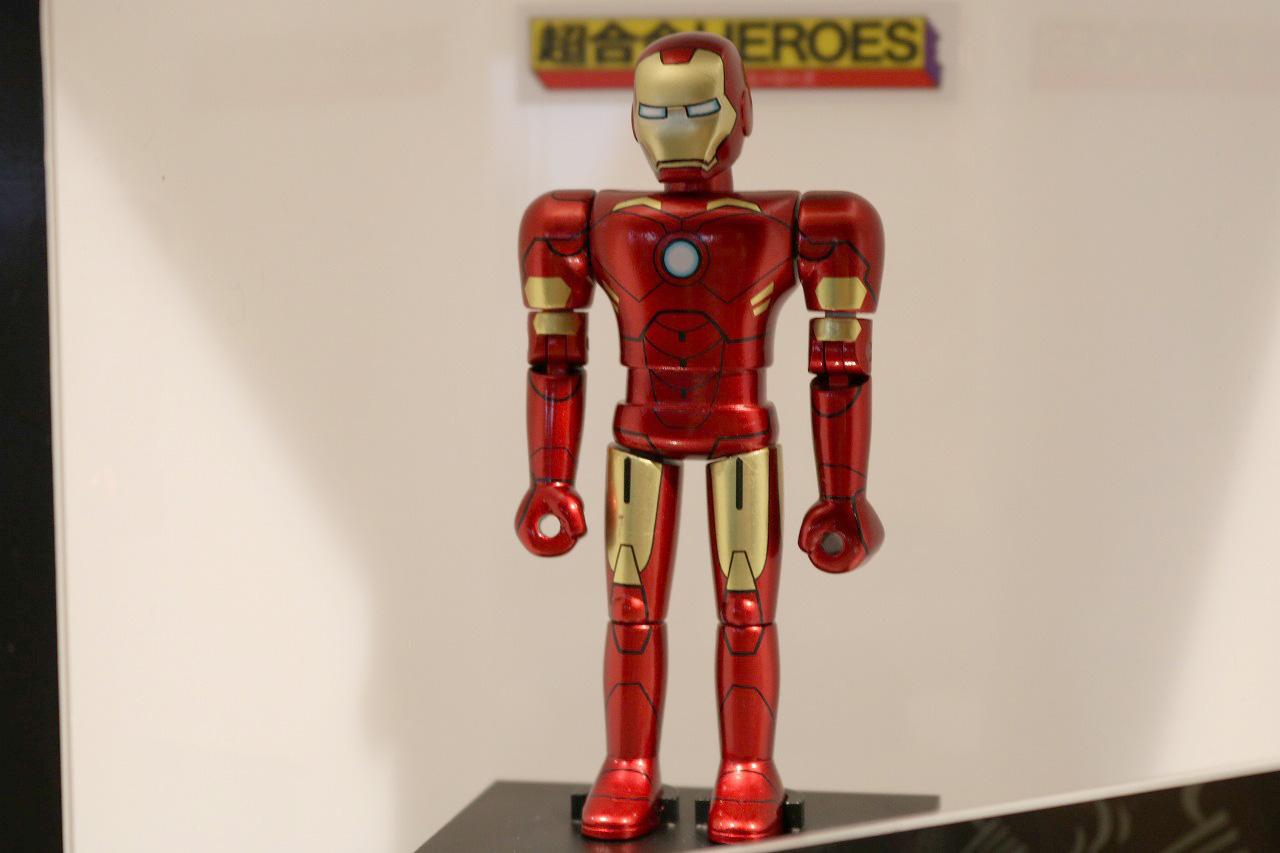 超合金HEROES アイアンマン マーク4