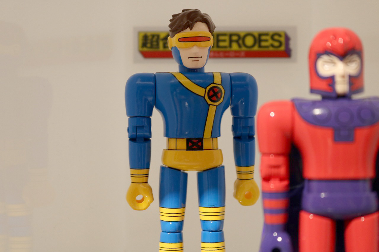 超合金HEROES サイクロップス