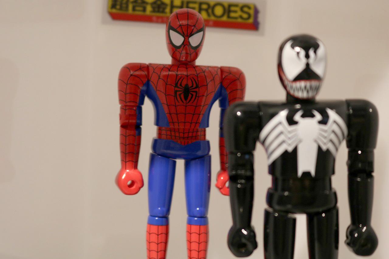 超合金HEROES スパイダーマン