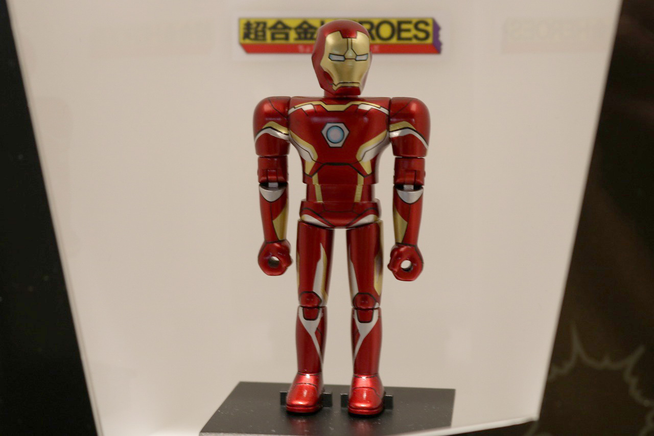 超合金HEROES アイアンマン マーク45