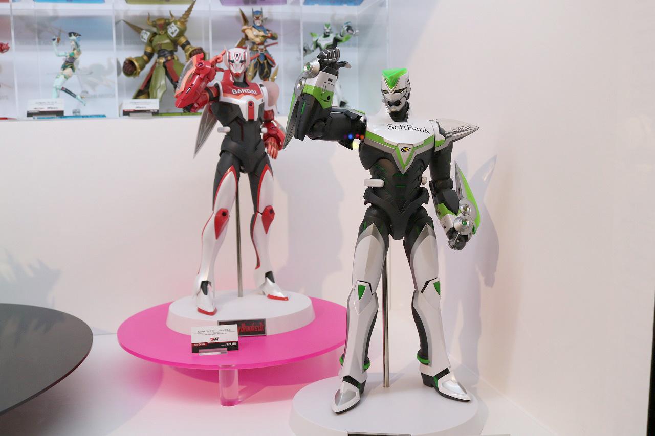 TAMASHII Comic-Con タマシイコミコン TIGER & BUNNY