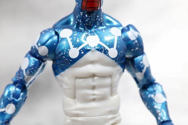 マーベルレジェンド コズミック・スパイダーマン レビュー 全身