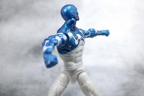マーベルレジェンド コズミック・スパイダーマン レビュー 可動範囲