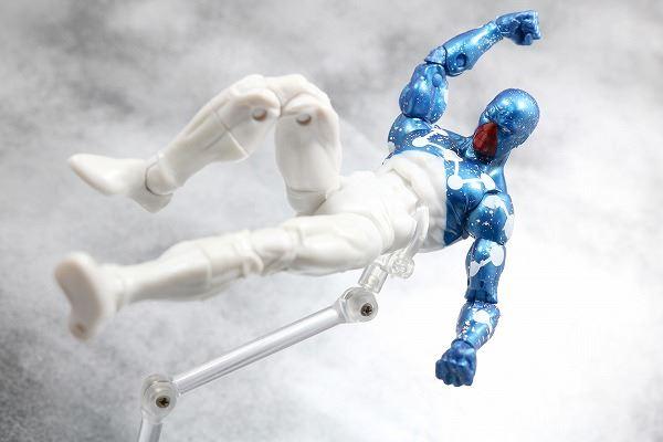 マーベルレジェンド コズミック・スパイダーマン レビュー アクション