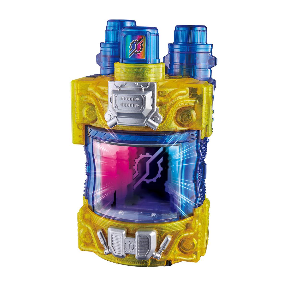 DXジーニアスフルボトル 仮面ライダービルド