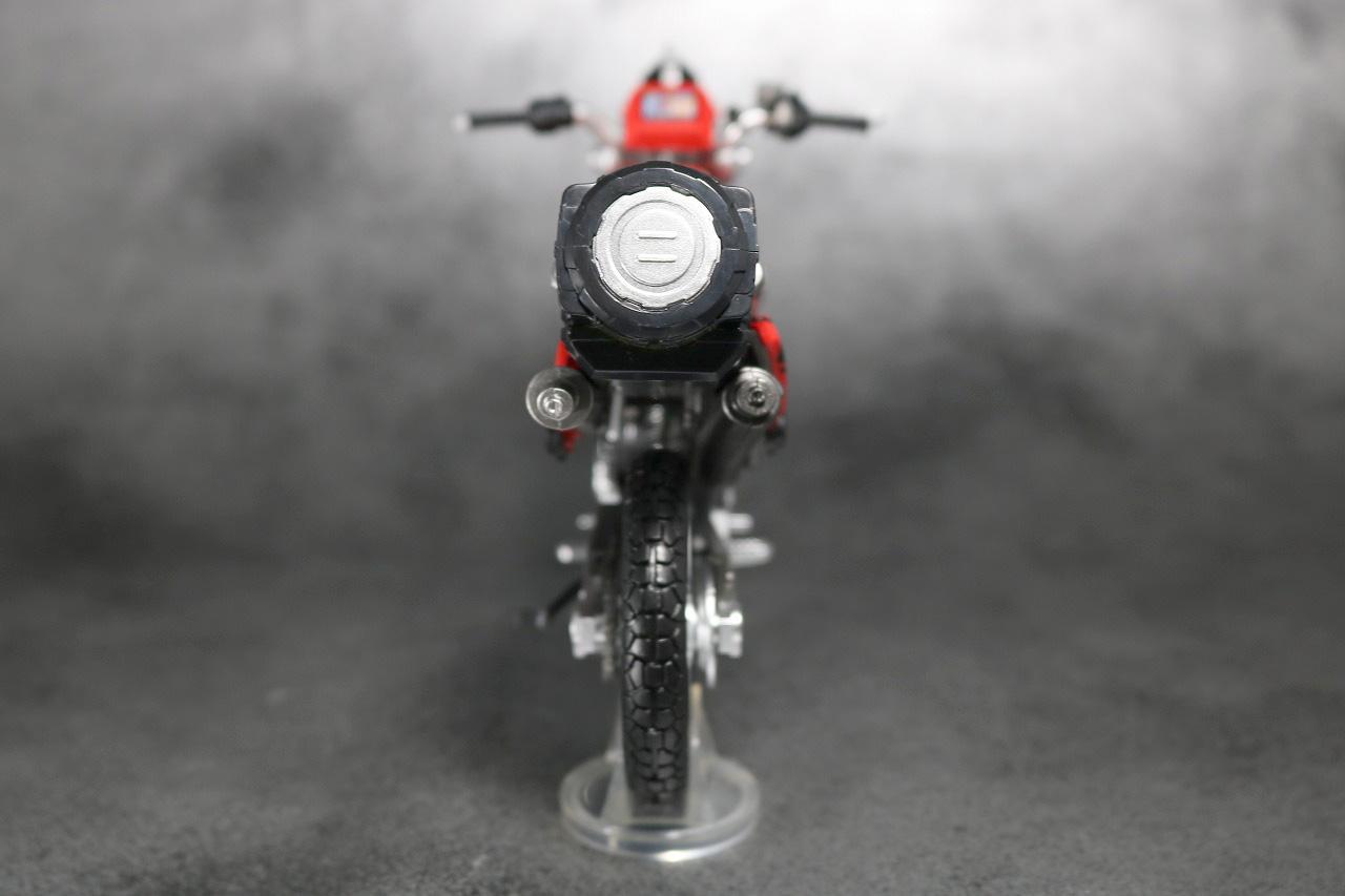 S.H.フィギュアーツ マシンビルダー パーツセット レビュー 仮面ライダービルド バイク