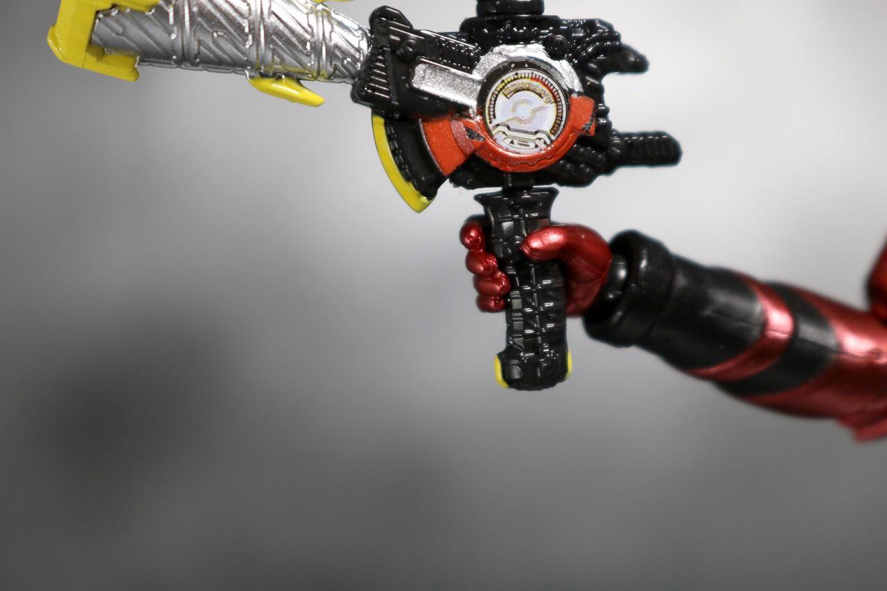 S.H.フィギュアーツ マシンビルダー パーツセット レビュー 仮面ライダービルド バイク 付属品 ドリルクラッシャー