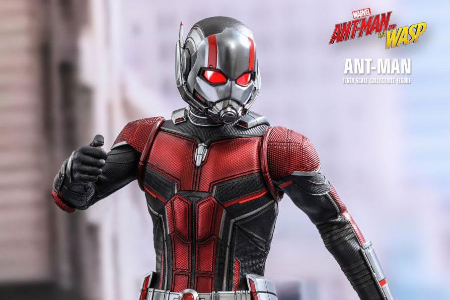 ホットトイズ新作!新スーツになったアントマンがラインナップ!